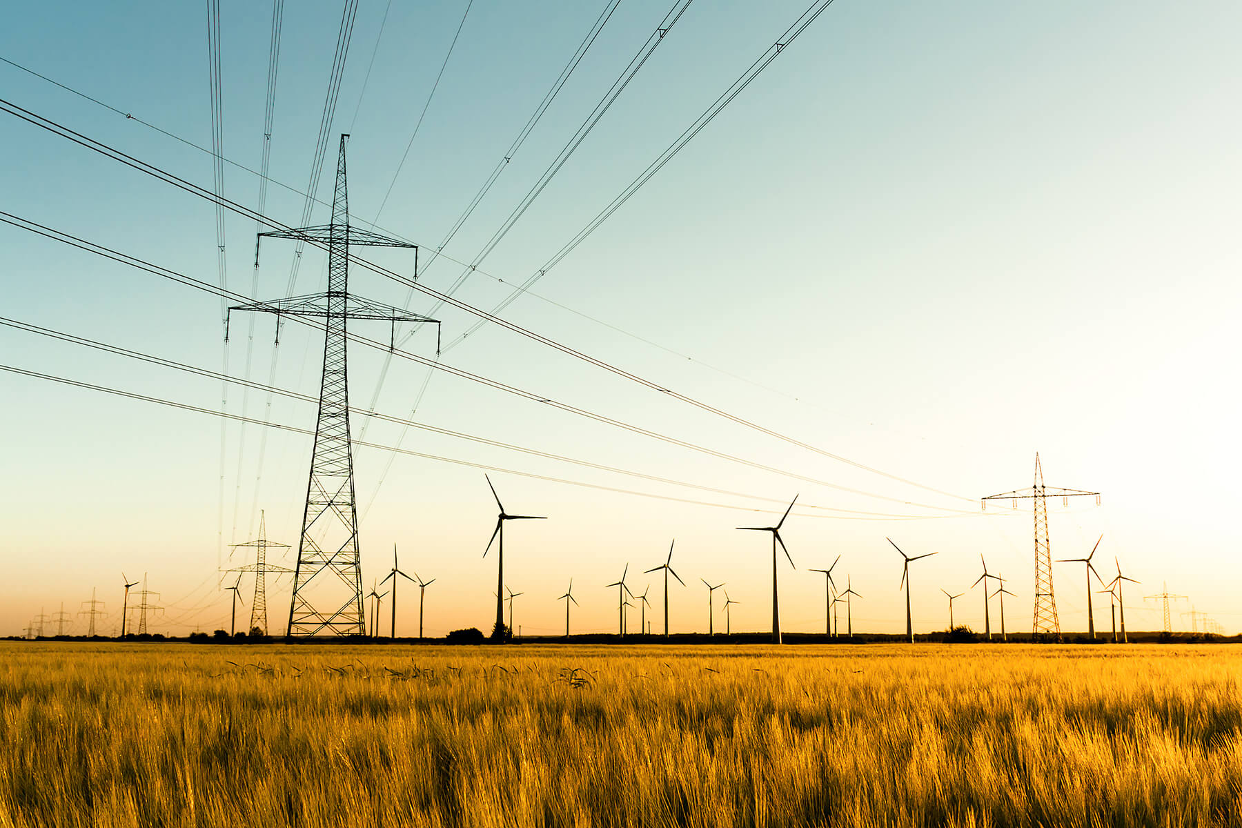 Wind Turbines and Overhead Electrical Lines